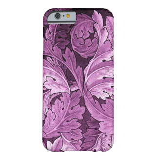 William Morris Acanthus Pattern iPhone 6 case Barely There iPhone 6 Case