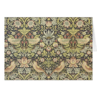 William Morris Art Card 12