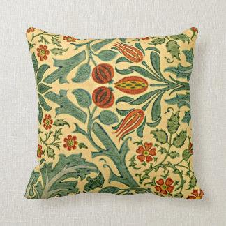 William Morris - Autumn Flower pattern Pillows