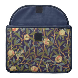 William Morris Bird And Pomegranate Sleeve For MacBook Pro