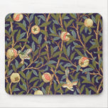 William Morris Bird And Pomegranate Vintage Art Mouse Pad