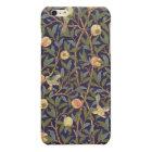 William Morris Bird And Pomegranate Vintage Floral iPhone 6 Plus Case