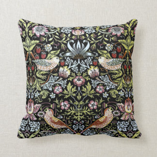William Morris birds and flowers 2 Cushion