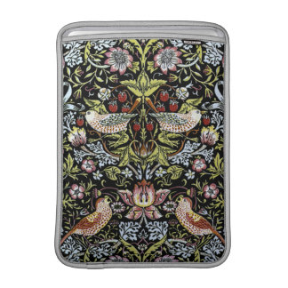 William Morris birds and flowers 2 MacBook Sleeve