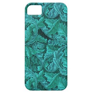 William Morris Blue Leaf iPhone 5 Cover