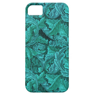 William Morris Blue Leaf iPhone 5 Cover
