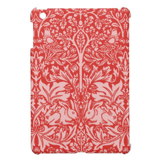 William Morris Brother Rabbit Chintz Pattern iPad Mini Case