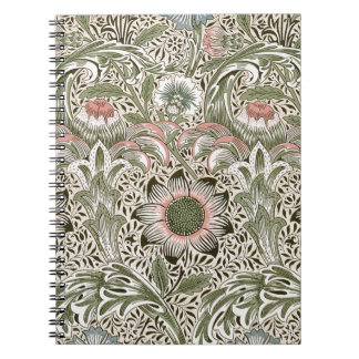 William Morris Corncockle Notebook