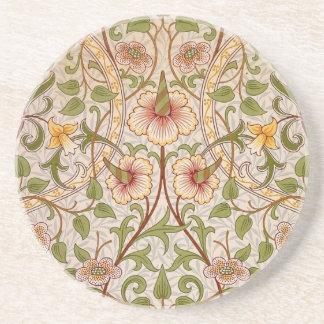 William Morris Daffodil Drink Coaster