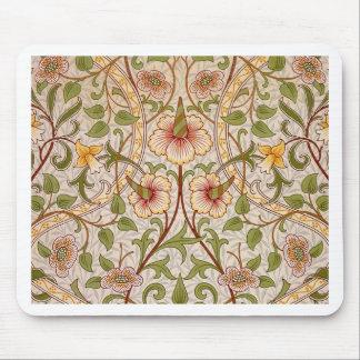 William Morris Daffodil Mouse Pad