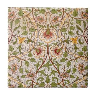 William Morris Daffodil Tile