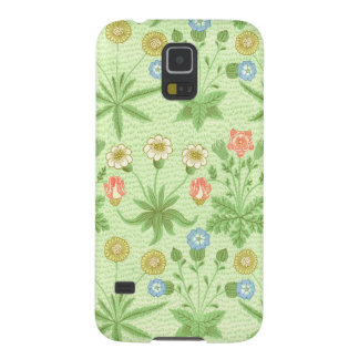 William Morris Daisy Galaxy S5 Cover