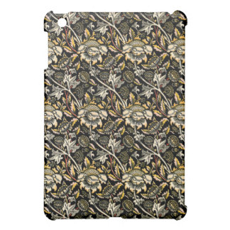 William Morris dark floral arabesque Case For The iPad Mini