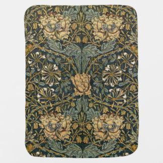 William Morris Design #7 Swaddle Blankets