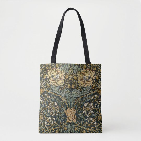 William Morris Design #7 Tote Bag
