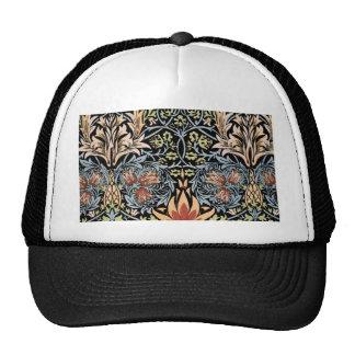 William Morris Design Hat