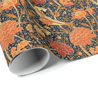 William Morris design, Cray Wrapping Paper