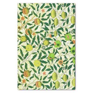 William Morris Exotic Fruit, Lemon Yellow Tissue Paper
