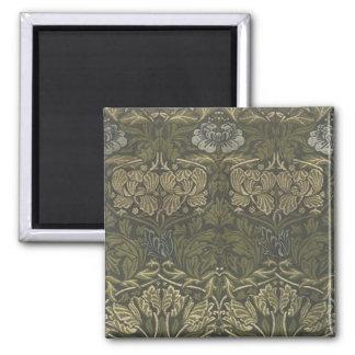 William Morris Fabric Design Magnet