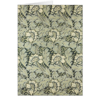 William Morris Floral Art Magnet 18 Card