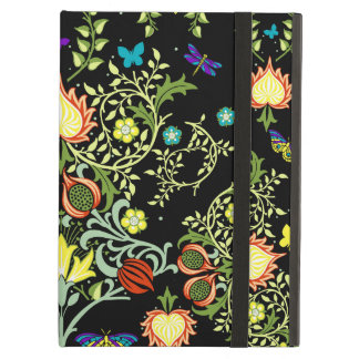 William Morris Floral Cover For iPad Air