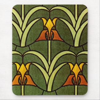 William Morris Floral Design - Mousepad