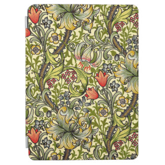 William Morris Floral Lily Pattern iPad Air Cover