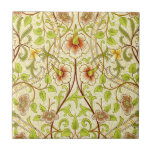 WILLIAM MORRIS, FLORAL PATTERNS, 'THE DAFFODIL' TILES
