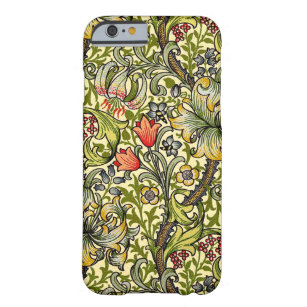 William Morris Golden Lily Barely There iPhone 6 Case
