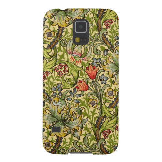 William Morris Golden Lily Case For Galaxy S5