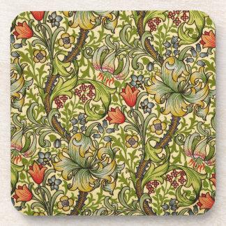 William Morris Golden Lily Coaster