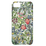 William Morris Golden Lily Floral Chintz Pattern iPhone 5C Case