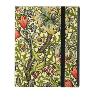 William Morris Golden Lily iPad Covers