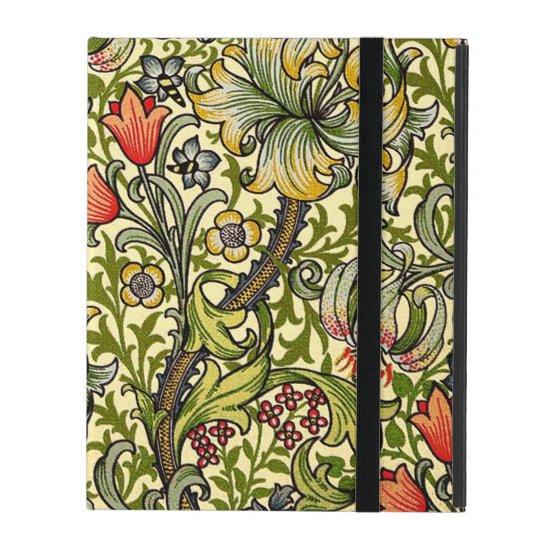 William Morris Golden Lily iPad Covers