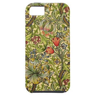 William Morris Golden Lily iPhone 5 Covers