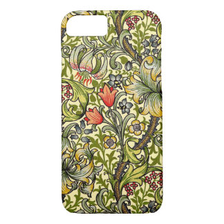 William Morris Golden Lily iPhone 7 Case