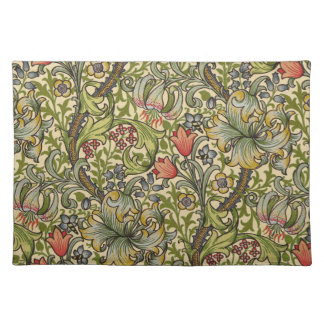 William Morris Golden Lily Placemat