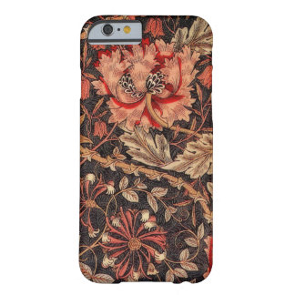 William Morris Honeysuckle Vintage Pattern Barely There iPhone 6 Case