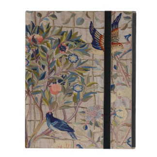 William Morris Kelmscott Trellis Embroidery iPad Cover