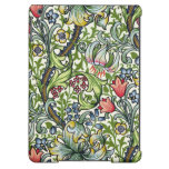 William Morris Lily Chintz Pattern iPad Air Case