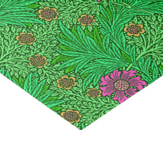 William Morris Marigold, Emerald Green & Fuchsia Tissue Paper