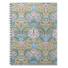 William Morris Myrtle Floral Pattern Notebook