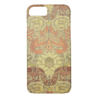 William Morris Peacock and Dragon Pattern iPhone 8/7 Case