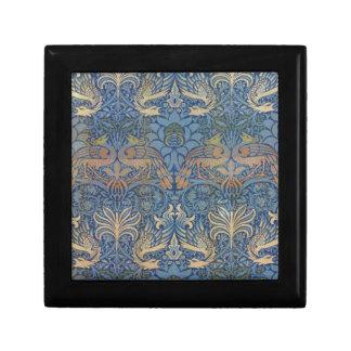 William Morris Peacock Design Gift Box