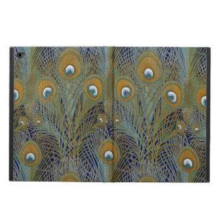 William Morris Peacock Feathers