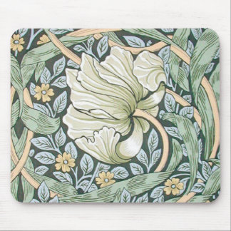 William Morris Pimpernel Floral Design Mouse Mat