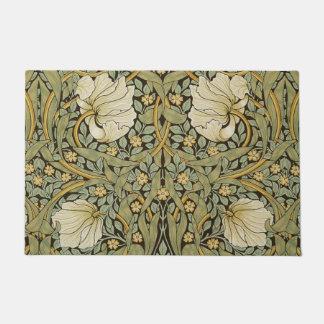 William Morris Pimpernel Vintage Pre-Raphaelite Doormat