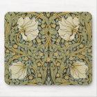 William Morris Pimpernel Vintage Pre-Raphaelite Mouse Mat
