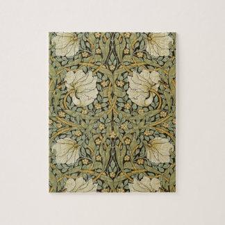 William Morris Pimpernel Vintage Pre-Raphaelite Puzzle