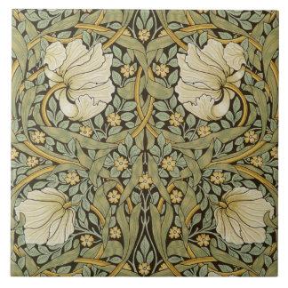 William Morris Pimpernel Vintage Pre-Raphaelite Tile